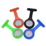 실리콘 간호원 시계. 간호원 Pin 시계, 의학 시계