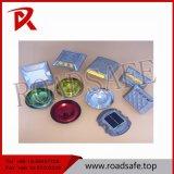 Seguridad en las carreteras Ojo de gato templado Reflectante Vidrio Road Studs