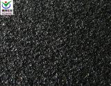 Óxido de aluminio negro arenado