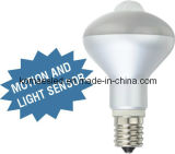 6W E17 LED Motion en Light Sensor LED Light