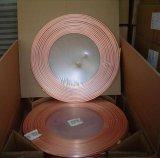 La electrólisis de los tubos de cobre puro