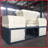 Double essieu Déchets Aluminium Extrusion / Cans / Bars / Plates / Profile / Sheets Crusher