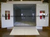 Cabina automatica poco costosa standard della vernice del Ce/cabina di spruzzo