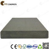Matériau de revêtement de sol en plein air HDF de prefab