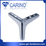 (J837) 의자와 소파 다리를 위한 알루미늄 소파 다리