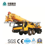 30tonsの最上質の高く上がる移動式トラッククレーンQy30k5