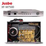 Xf-M7500 в сочетании с усилителем/Amplificador трубки в классе/Конференц зал