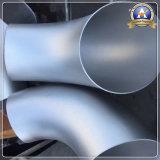 Aço inoxidável do cotovelo sem emenda padrão cotovelo de 45 graus
