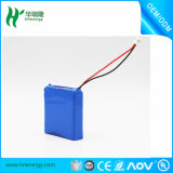 7.4V batterie 1800mAh rechargeable de la batterie lithium-ion 605050