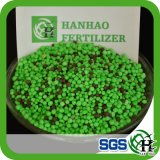 Fertilizante do Bb no fertilizante composto