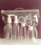 Набор бутылки перемещения комплектов бутылки горячего сбывания пластичный