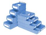 Multibox, compartimento de prateleira, caixa de armazenamento (PK5209)