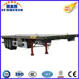 1*40FT 2*20FT 콘테이너 수송 또는 고품질 트럭 세미트레일러 판매를 위한 3개의 차축 콘테이너 트레일러