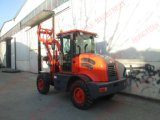 세륨 Approved를 가진 Hytec Zl10A Mini Wheel Loader
