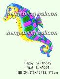 Воздушный шар дня рождения (10-SL-016)