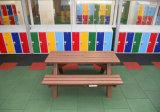 RubberBevloering van de Speelplaats van de Tegels van de Kleuterschool van de Tegels van de speelplaats de Rubber Rubber Stabiele