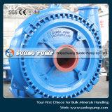 Pompe centrifuge à usage intensif de sable/gravier/la boue de la pompe de la pompe