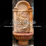 Belle fontaine murale de fleur pour artisanat Mf-629