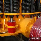 Коническая дробилка зернокомбайна эффективности Wlc гидровлическая (WLCM1160)