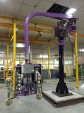Vidro automático do braço manipulador mecânica robótico para entregar o vidro pesado