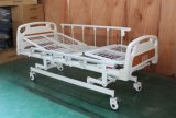 Certificado CE Three Cranks Manual Hospital Bed (SK-MB102)