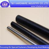 Amorçage noir Rod de surface de zinc de prix concurrentiel