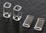 Soudure de haute précision en verre ovale de préformes