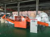 El profesional arropa la máquina del cortador/la cortadora de Rags/el cortador de la fibra