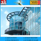 12mm Hige Quality Commercial and Residential Building, Curtain Wall Office Building Doubles Wall Knell