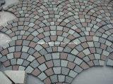 Piedra de pavimentación del granito