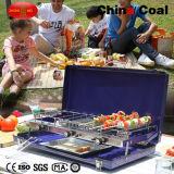 Bdz-430-E grelha o fogão triplo dos queimadores do Portable 3
