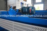 Cesoie idrauliche automatiche del piatto con il sistema di controllo di CNC