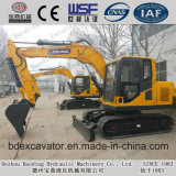 Ведро землечерек 0.5m3 Crawler Китая Baoding для землекопа