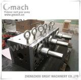 Bomba de Engrenagens de Hot Melt para máquina de extrusão de plástico