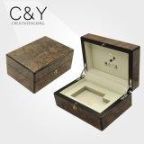 Caja de regalo de madera de estilo árabe
