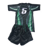 Commerce de gros uniforme de Rugby Jersey avec la conception personnalisée