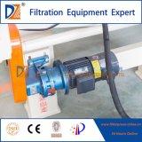 Imprensa de filtro da câmara para o tratamento de Wastewater (certificado do CE)