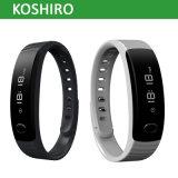 Montre intelligente de bracelet de sport de Bluetooth de Pedometer de calorie
