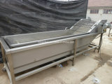 L'eau Bulle d'alimentation et de légumes blast machine à laver, lave-glace de légumes