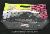 Plastikfrucht-Trauben-Kirschgemüseverpackungs-Schutz-Beutel