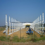 Structure métallique en acier structurel Pre-Engineered à bas prix