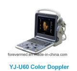 Draagbare Ultrasone klank USG/Ultrasonograph Hart en Vasculair met Hoge Prestaties