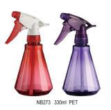 Plástico mini Atomizador Botella para la limpieza, botella de 330 ml (NB273)