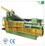 Pressa per balle di alluminio dello scarto idraulico di Y81f-125b (CE)