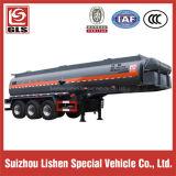 3-Axle 38000 Liters Oil Tank Semi Trailer