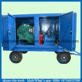Оборудование чистки трубы конденсатора давления промышленного уборщика двигателя трубы высокое