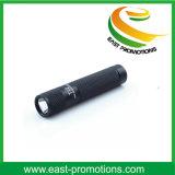 Mini LED Lanterna Keychain com impressão de logotipo