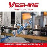 De semi Automatische Blazende Machine van de Fles van de Fles van het Huisdier Plastic