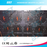 P3.91 500 * 500mm 1r1g1b Outdoor Stage Rental LED Video Wall Publicidade