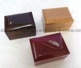Commercio all'ingrosso del legno di lusso reso personale del contenitore di regalo dell'imballaggio dei monili